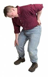 Tomas Bradanovic: Dolor de espalda