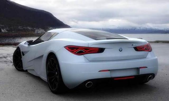2017 BMW M9 Concept Specs