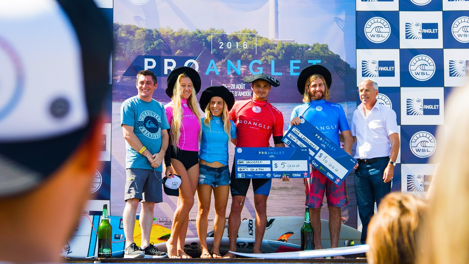 2016 Pro Anglet Highlights Australians Take Out Second Edition of Pro Anglet