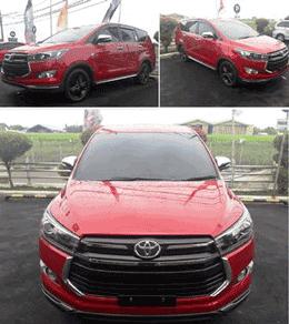 Harga Toyota New Innova Terbaru 2018
