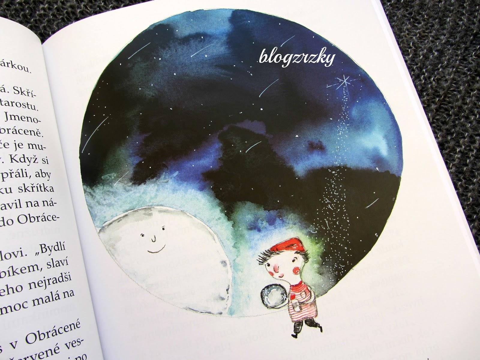 Kniha o 48 stranách je vhodná pro předškolní děti a malé školačky. Není  nijak složitá 1b7767ca6b0