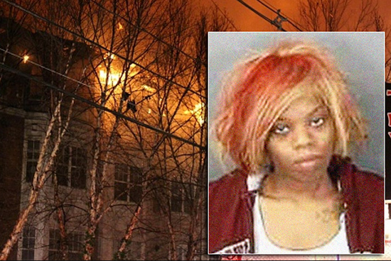 OH OH: New Jersey Woman Burns Down Her Apartment Because She Found Out Her Boyfriend Was Bisexual