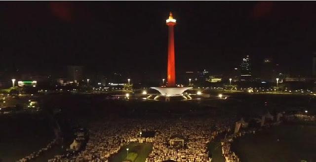 Ungguli Singapura dan Tokyo, Jakarta Sabet Gelar 'We Love Cities 2018'