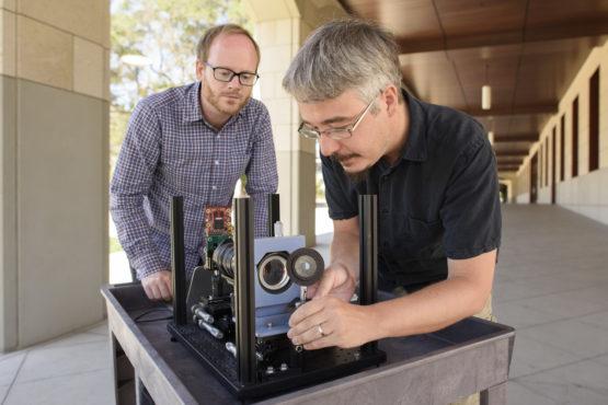 Trillion Frames Per Second Camera The Photon Catcher