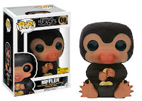 Funko Pop! Flocked Niffler Hot Topic