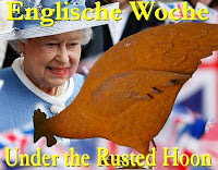 Englische Woche under the Rusted Moon