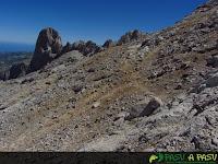 Picu Urriellu desde Horcada de Caín