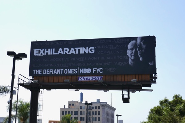 Defiant Ones 2018 Emmy FYC billboard