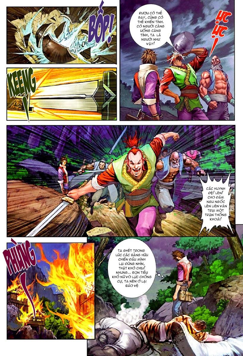 Ôn Thụy An Quần Hiệp Truyện chap 74 trang 12