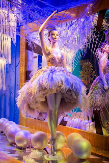 Harrods, escaparates de navidad, The Land of Make Believe, Zuhair Murad, Amy Somerville