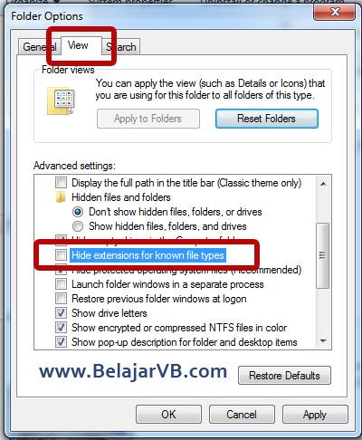 Cara Mengirim Project VB .Net Via Email
