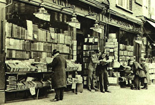 Libreria en Charing Cross Road