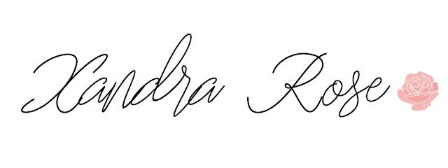 simple elegant custom blog logo