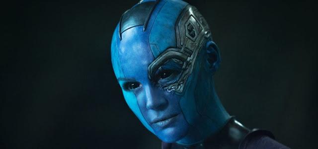 Nebulosa usa a Manopla Do Infinito em arte conceitual de 'Vingadores: Ultimato'