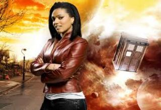 Freema Agyeman on Dr. Who