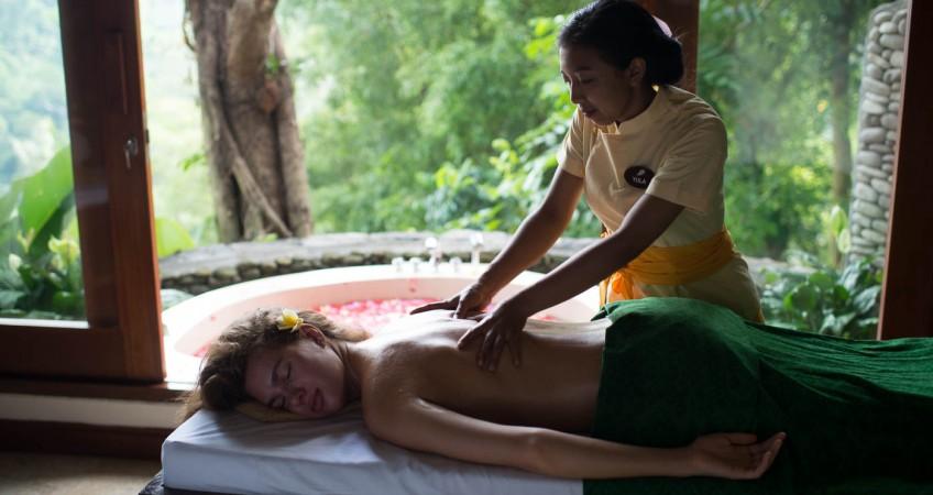 Perawatan Tubuh Spa In Bali Seminyak Melalui Spaongo