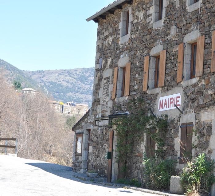 mairie de Sablières