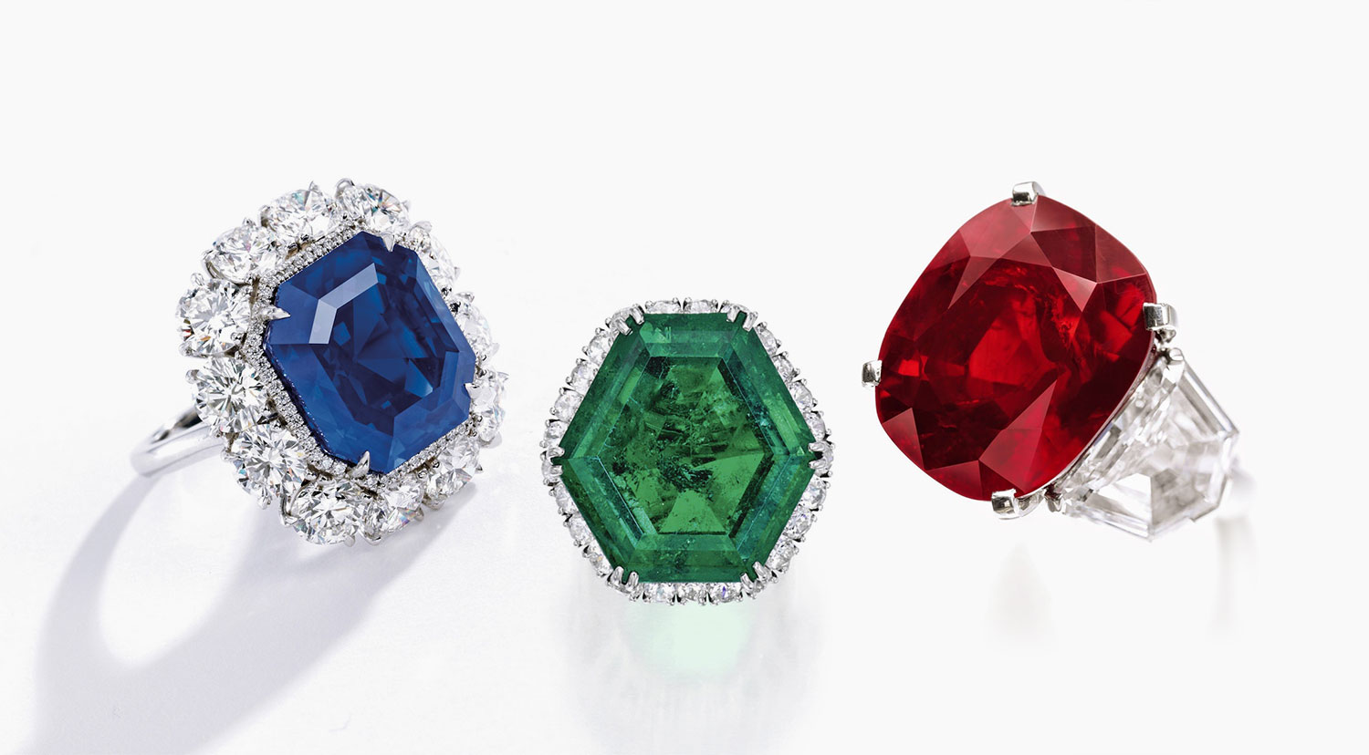 The Identification of Rubies, Sapphires and Emeralds