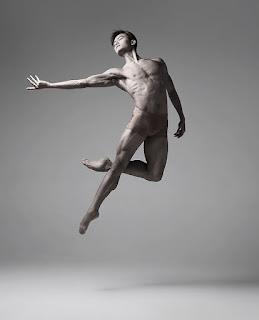Dancer Chun Wai Chan
