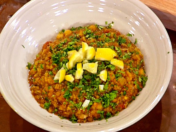 Harira Moroccan Chickpea Stew With Chicken And Lentils Recipe