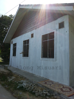 Rumah Idaman : Kerja-kerja Mengecat Luar Rumah