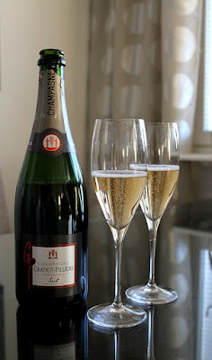 Blogin 1-vuotisjuhlassa Champagne Gratiot – Pilliére Brut Tradition