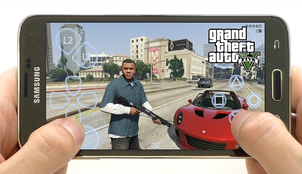 Download GTA 5 Android Game Free Game
