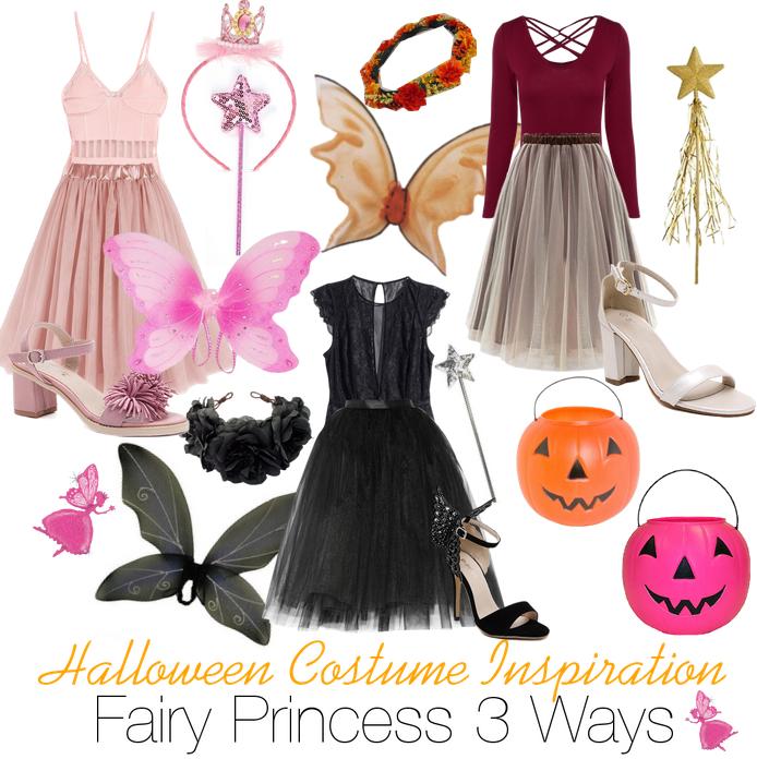 Last Minute Plus Size Halloween Costume Inspiration – Fairy Princess