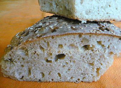recept za raženi domaći kruh sa sjemenkama