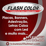 FLASH COLOR: Comunicação Visual e Bureau Digital