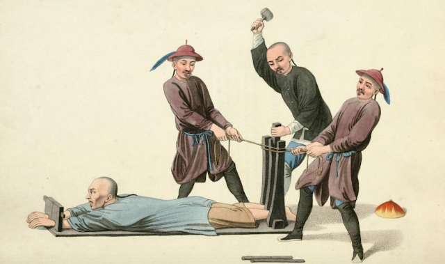 Mengenal 4 Hukuman Tersadis Di Dunia Yang Membuat Anda Ketakutan