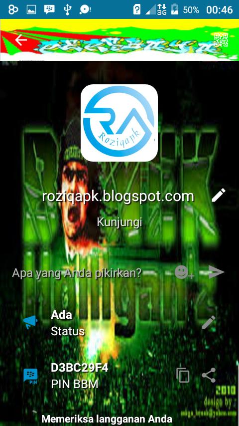 BBM Mod Persebaya Clone & Unclone Terbaru 2016