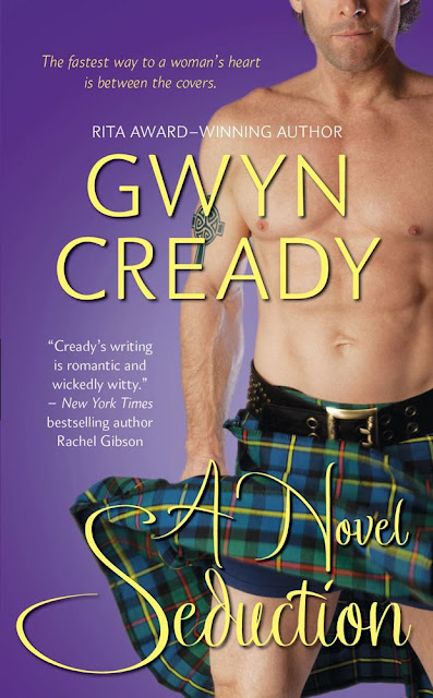 Interview with Gwyn Cready and Giveaway - October 25, 2011