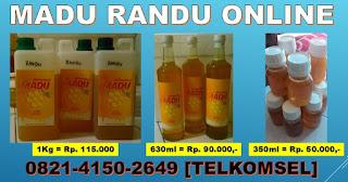 Jual Madu Randu Online Purworejo