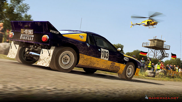 Dirt Rally Gameplay Screenshot 3