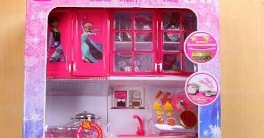Nigina Gallery Disney Frozen Kitchen Set