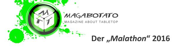 Der Magabotato Malathon 2016