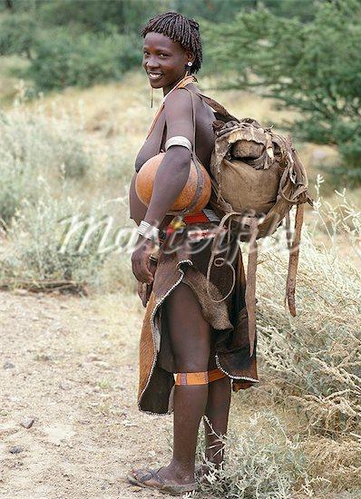 Hamer tribe