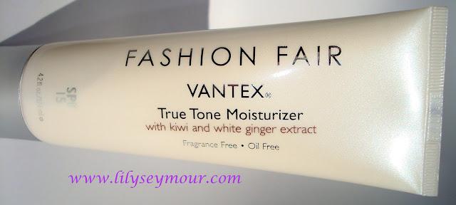 Vantex True Tone  Moisturizer / Dark Spot Skin Corrector