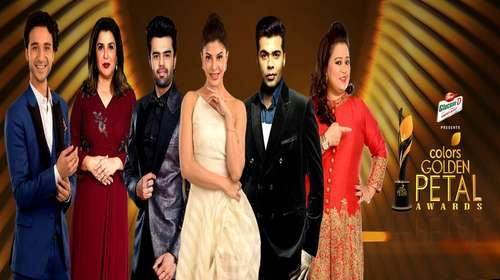 Colors Golden Petal Awards 29th April 2017 720p   Free Download Google Driive