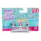 Littlest Pet Shop Series 2 3-pet Collection Cara Malto (#2-122) Pet