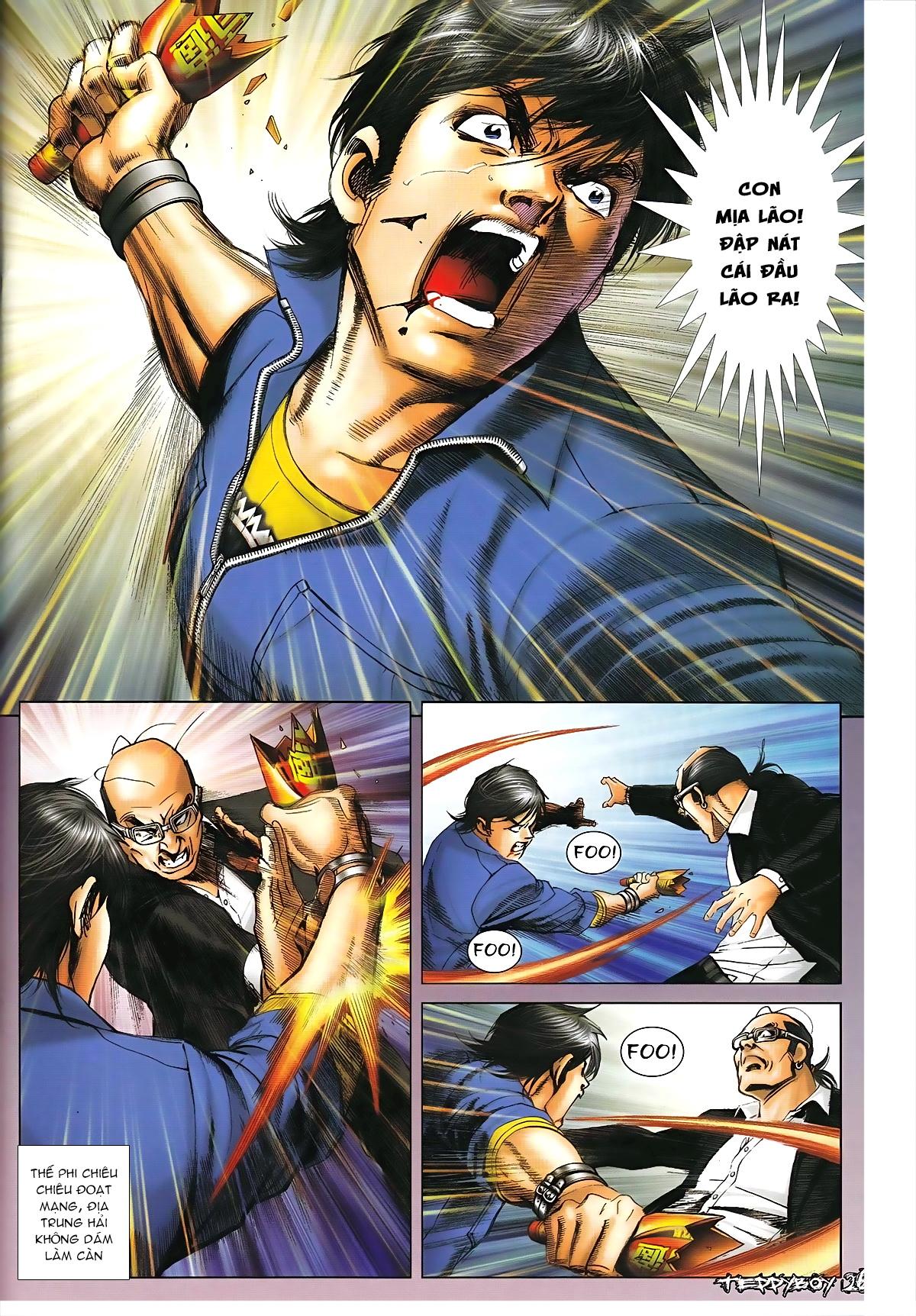 Người Trong Giang Hồ - Chapter 1316: Trả thù cho Cha - Pic 24