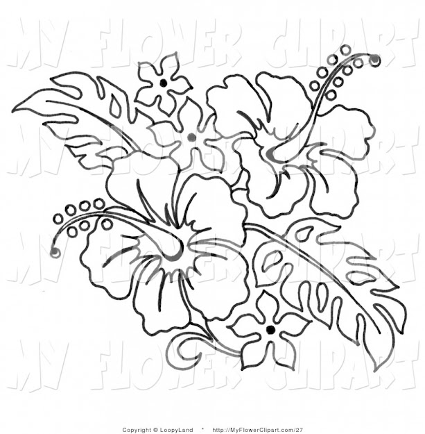 Bouquet Of Flowers Coloring Page Coloring Pages Of Bouquet Of Flowers  Coloring  Page