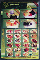 Menu and Prices of DJC Halo Halo 1