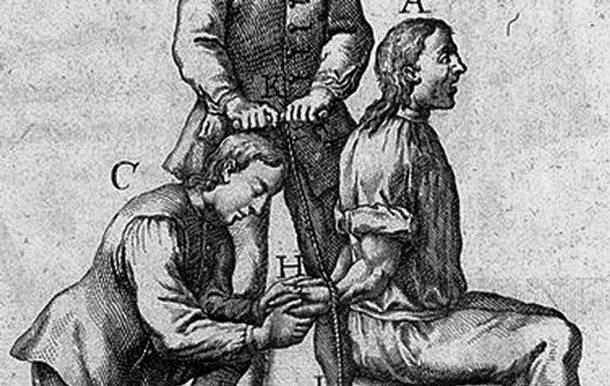 25 การทรมานโหดที่สุดในโลก การทรมานด้วยเชือก (Rope Torture)