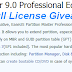 10 License EaseUS Partition Master Pro 9.0 Giveaway