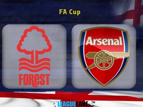 Thất bại của Arsenal trước Nottingham Forest