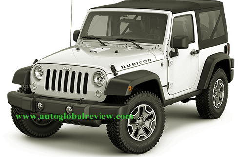 Jeep Wrangler Rubicon 2 Door Cod MW3