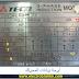 شرح دلالة كل رقم في اللوحة الاسمية للمحرك Nameplate