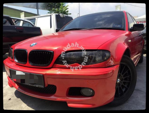 motoring malaysia spotted for sale 2005 bmw 318i 1 8 a. Black Bedroom Furniture Sets. Home Design Ideas